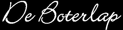 Restaurant de Boterlap Harderwijk & Ermelo Logo